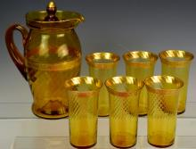 Pitcher and Glasses Grouping