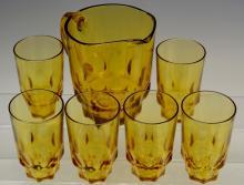 Amber Glass Grouping