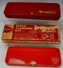 Outers and Sears Rifle Cleaning Equipment