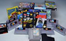 Nintendo Game Grouping