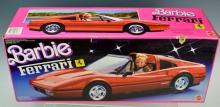Barbie Ferrari NIB