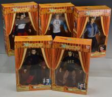 NSYNC Marionette Dolls Grouping NIB