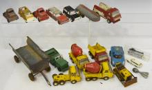 Tonka Truck Toy Grouping