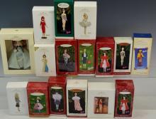 Hallmark Keepsake Barbie Christmas Ornaments