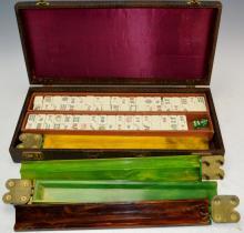 Vintage Mahjong Game