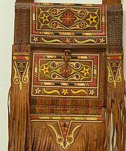 Large Leather Handmade Satchel or Shoulder Bag