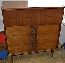 Danish Style Chest of Drawers