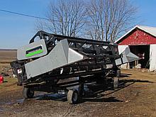Deutz Allis 20' Grain Platform