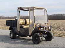 2004 EZ Go 480 ST gas golf cart