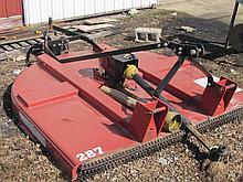Bush Hog mod 287 7' rotary mower