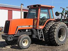 1984 Allis Chalmer 8070 tractor