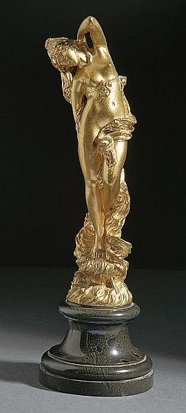 Aichele, Paul Nymphe (Markdorf 1859-1910) Auf