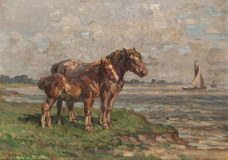 Lüdecke-Cleve, August-Auf der Pferdweide (am
