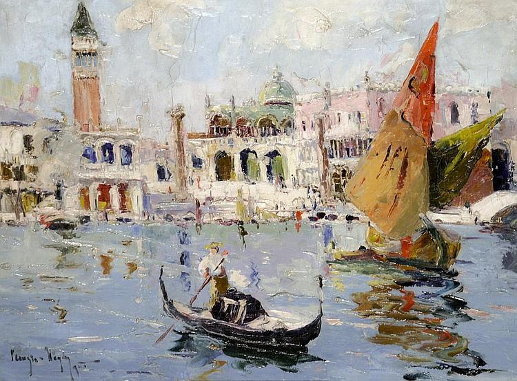 Négely, Rudolf Venedig (Sopron/Ungarn 1883 geb.)