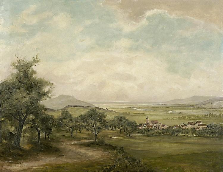 Gradl, Hermann Fränkische Landschaft