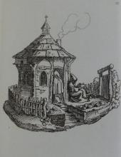 Schwind, Moritz von—Almanach von Radierungen—(Wien