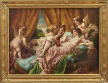 Schlegel, Friedrich—Die Toilette der Venus —(Prag