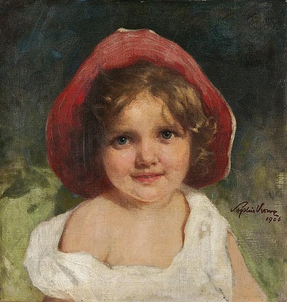 Koner, Sophie - zugeschrieben - Kinderbildnis -