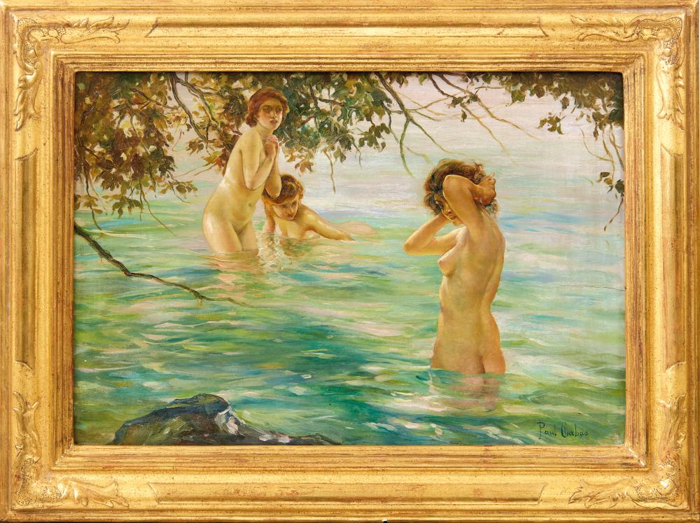 Buckeye Nude Painting By Emily Powell