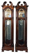 Tall Clocks- 7 (Seven) Howard Miller New Old Stock in box including a Canton (Model 615- 016), two Rochesters (Model 610- 793), two Ashley (Model 610- 519) and two Collindales (Model 610- 954)