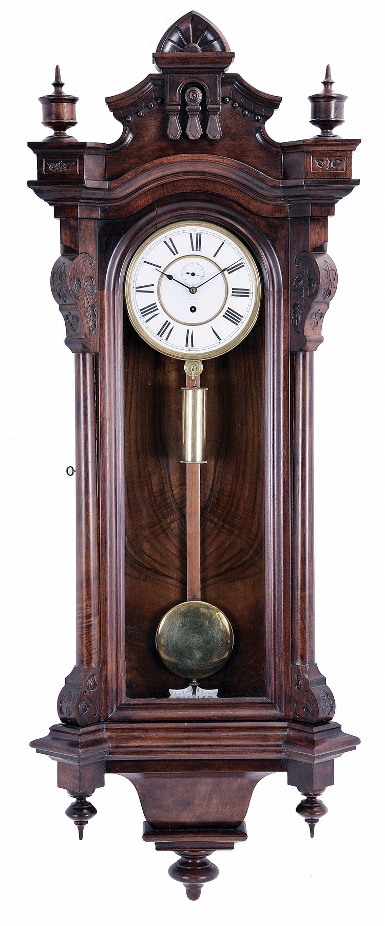 Seth Thomas Clock Co Thomaston Conn Quot Regulator No 5 Quot W