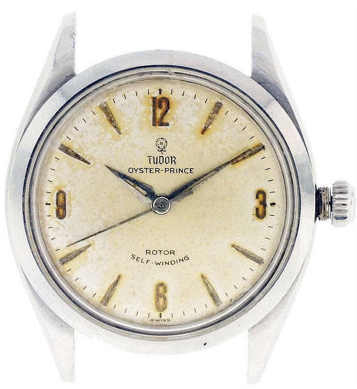 Tudor watch co geneva ref 7965 tudor oyster prince 25 j for Tudor geneve watches