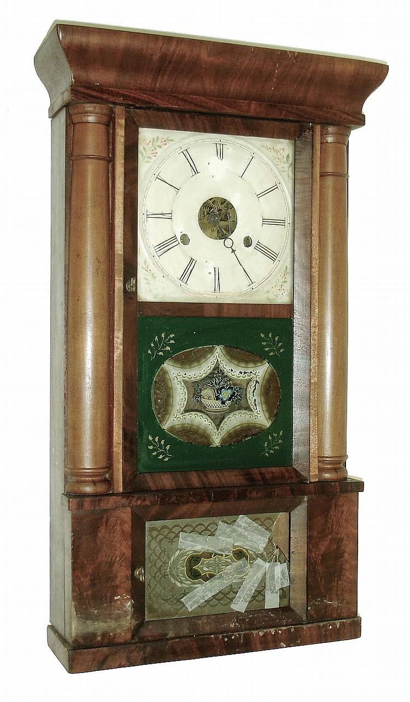 Clocks 5 Five American Shelf Clocks 1 Chauncey Jerome
