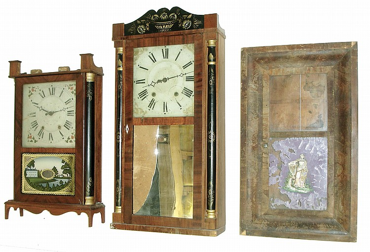 Clocks 6 Six 1 Henry Terry Plymouth Conn 30 Hours