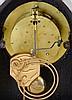 Clocks- 2 (Two): (1) Seth Thomas Clock Co., Thomaston, Conn., 8 day, time and strike spring brass movement beehive mantel clock, c1910 (2) Atkins Clock Co., Bristol, Conn.,