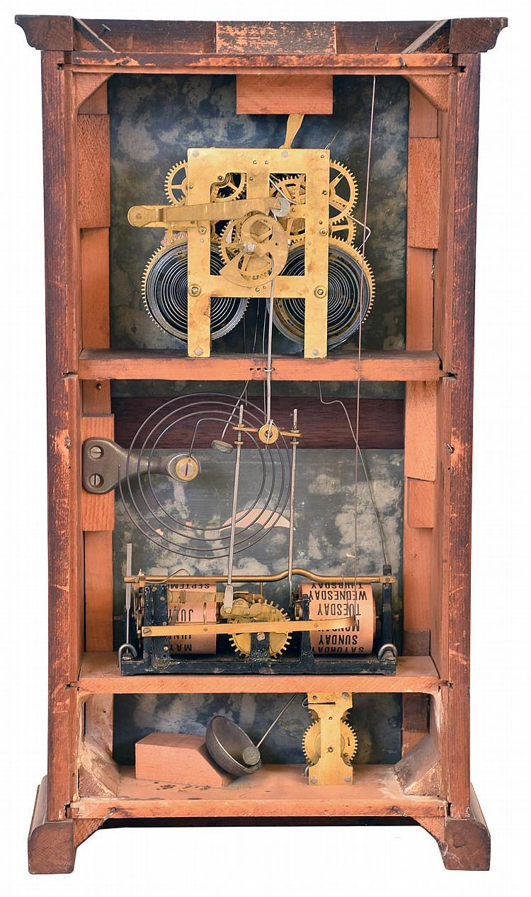 Ithaca Calendar Clock Co., Ithaca, NY.