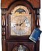 Tall Clocks- 3 (Three) Modern by Howard Miller and Sligh: (1) Sligh Dorset, model #09431- CM; (2) Howard Miller Briarwood, model #610- 997; (3) Howard Miller Robinson, model #611- 042 79th Anniversary Edition