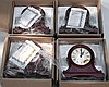 Clocks- 25 (Twenty- Five)- New old stock dealer inventory Howard Miller, all new in box
