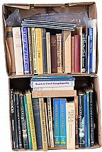 Books- more than 45 (Forty- five) classic and out- of- print books and booklets on European clocks: authors include Robey, Tate, Nutting, Edwardes. Ord- Hume, Nicholls, Barder, Claterbos, Cescinsky, Fleet, Moore, Baillie, Ullyett, Bassermann- Jordan,