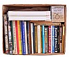 Books- 47 (Forty- seven) classic and collector reference books on watches: 12 (11 sealed) new copies of oversize Swatch picture book; 2 copies of Swatch index in slipcases; other authors include Faber & Unger, Balfour, Kaduck, Brenner, Priestley,