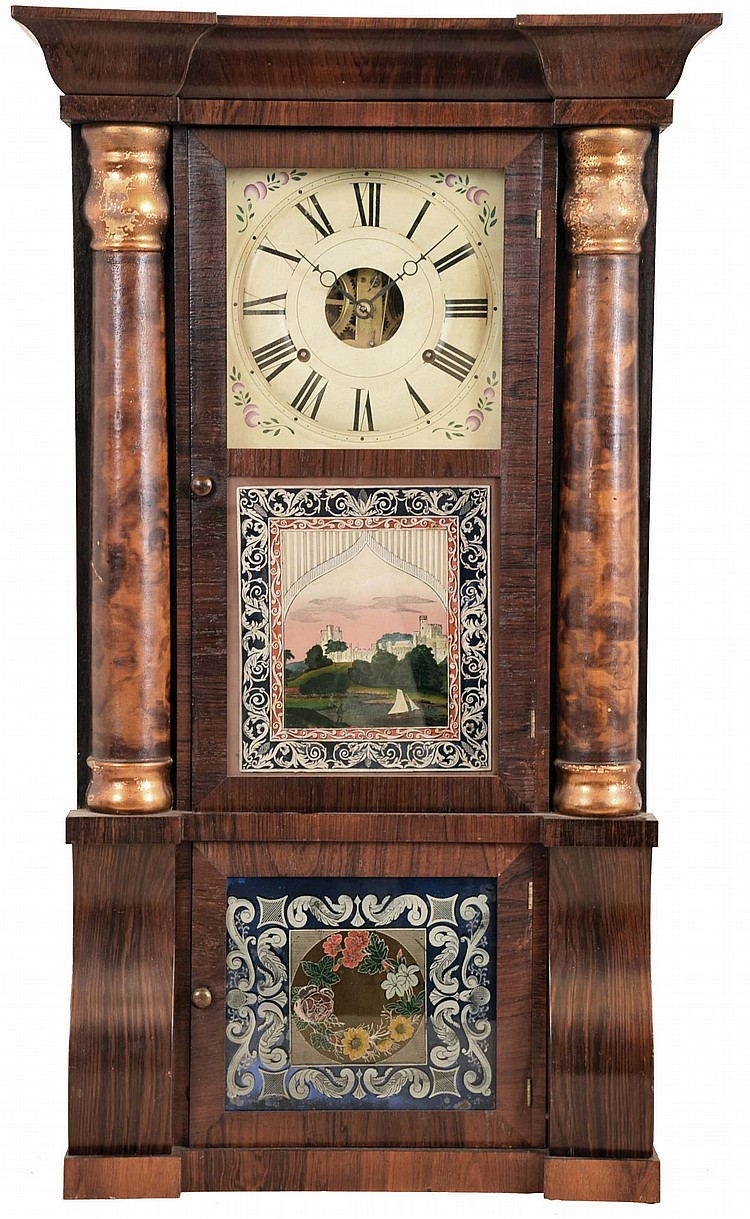 Seth Thomas Clock Co., Plymouth Hollow, Conn.,