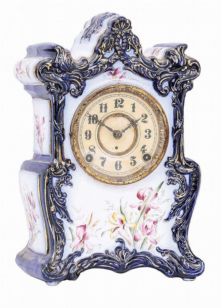 F. Kroeber Clock Co., New York, New York,