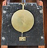 Massachusetts, 8 day, weight brass movement Patent or Banjo timepiece.