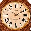 Ansonia Clock Co., New York, NY,