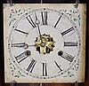 Clocks- 4 (Four): (1) Smith & Goodrich, Bristol, Conn., 30 hour, time and strike weight brass movement OG shelf clock, c1850 (2) E. N. Welch Mfg. Co., Forestville, Conn., 30 hour, time and strike spring brass movement OOG shelf clock, c1870 (3)