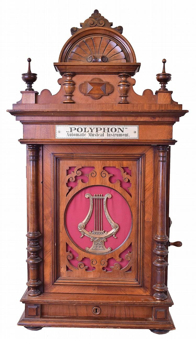 Polyphon Musicwerke, Leipzig, Germany,