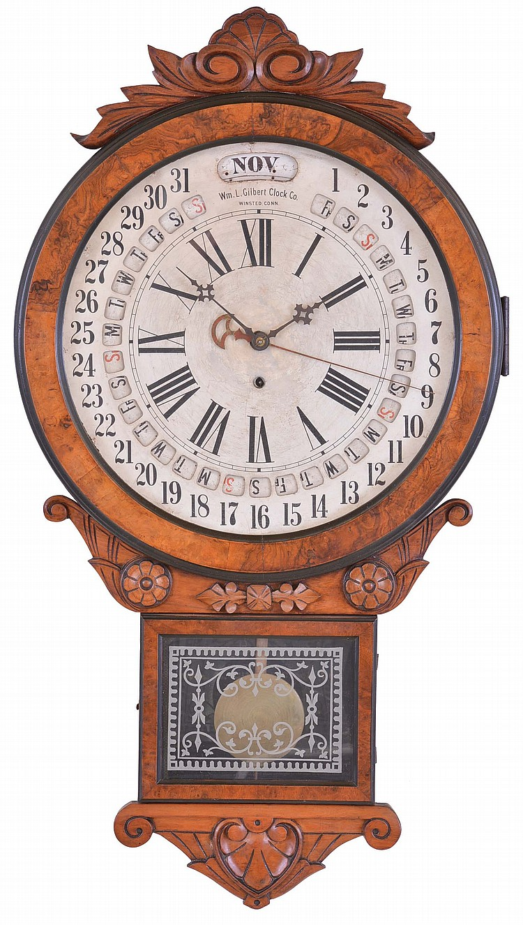 William L. Gilbert Clock Co., Winsted, Conn.,