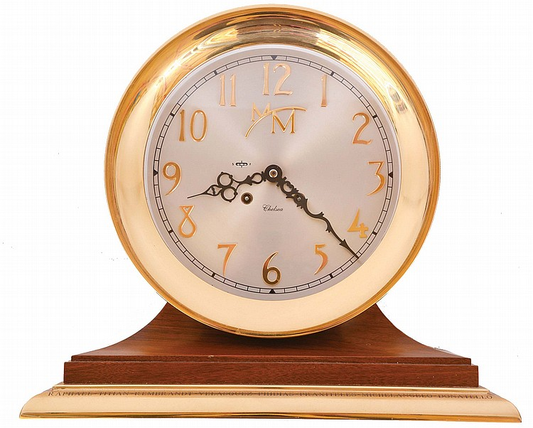 Chelsea Clock Co., Boston, Mass.,