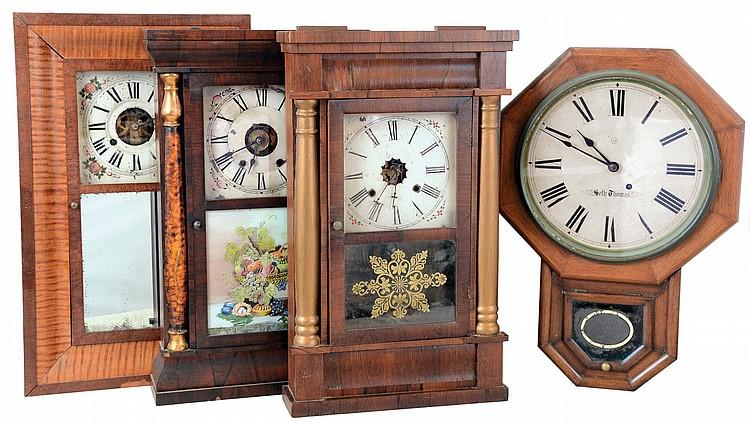 Clocks 4 Four 1 Seth Thomas Clock Co Thomaston Conn