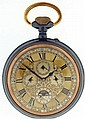 Switzerland, oversized pocket watch form desk