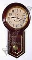 C.1880, Waterbury Clock Co., GENERAL, round drop