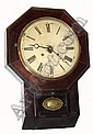 C.1864, Atkins Clock Co.,