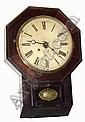 C.1864, Atkins Clock Co.,