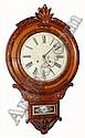C.1900 William L. Gilbert Clock Co., CT, CIRCLE