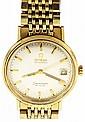 Omega Watch Co., Switzerland, man's wrist watch,