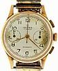 Alpha, Switzerland, man's wrist watch, chronograph